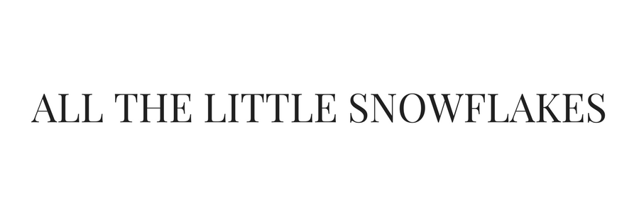 All The Little Snowflakes
