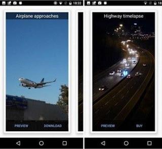 XDA - App Wallflix video in HD per display android