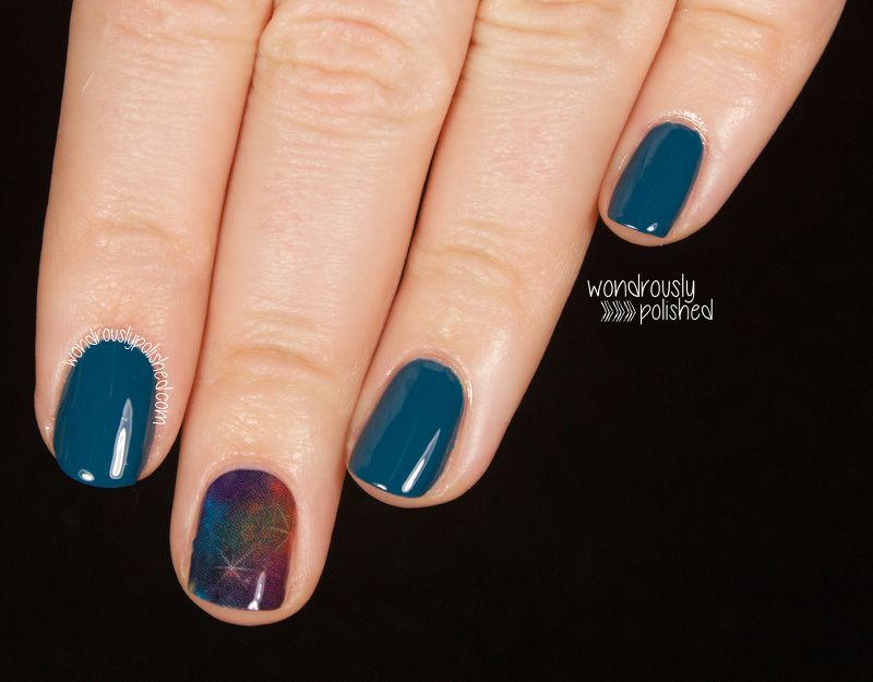 Wondrously Polished: Jamberry Nails in \