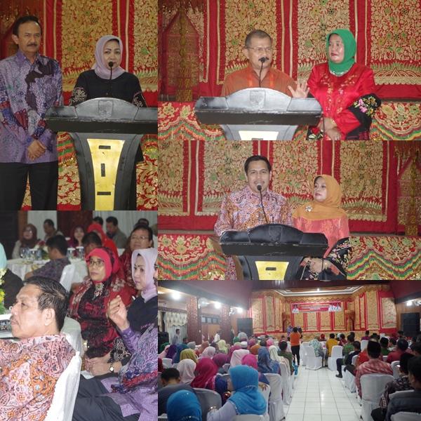 Pisah Sambut Bupati Padangpariaman, Rosnini: Mertua Saya Pengagum Anas Malik