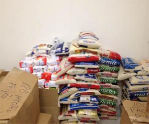 Alimentos serão destinados a 11 organizações não governamentais que já receberam ajuda desta iniciativa (Foto: Denis Scott)