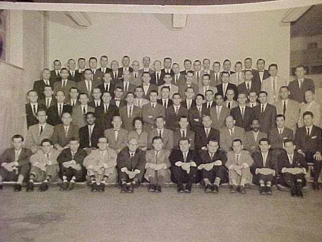 Secret Service/ Treasury Department school 1959