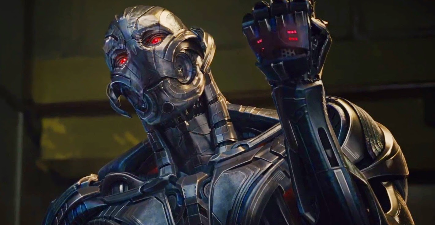 Spader's Ultron doesn't