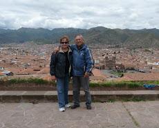 Chabuca y yo en el Cuzco