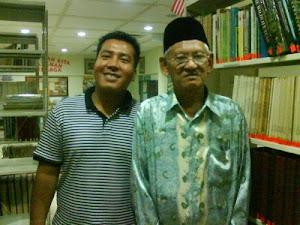 Kenangan Bersama Dato Wan Shamsudin