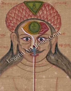 Shri Dharm Chakra Yantra