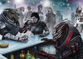 #26 Mass Effect Wallpaper
