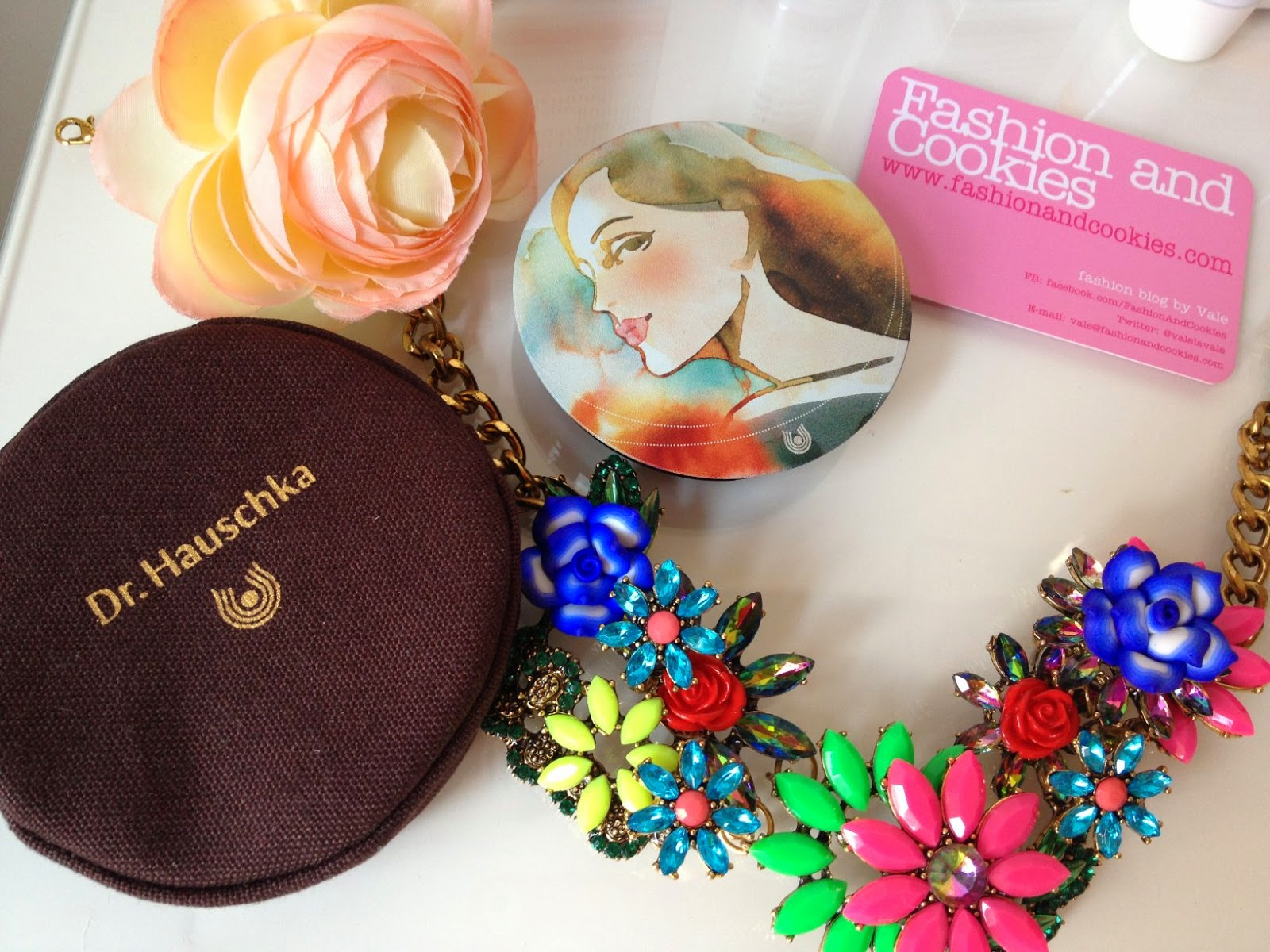 Dr Hauschka, terra abbronzante limited edition, bronzing powder, Fashion and Cookies, fashion blogger