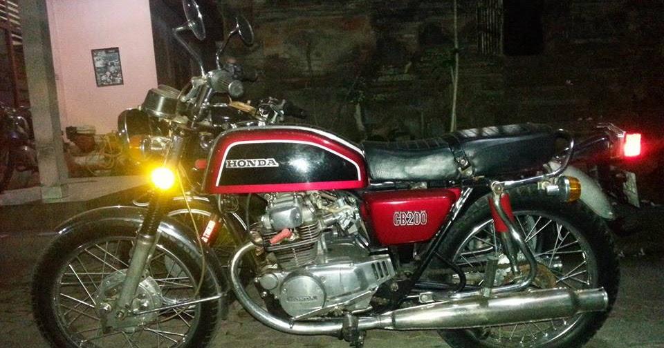 Lapak motor klasik cb200 honda tahun 76 bali lapak for Royal honda service