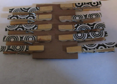 Jazzy clothespins