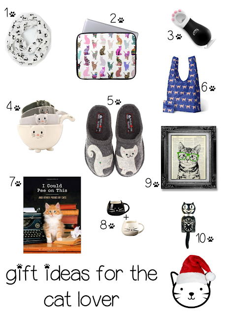 While I'm Waiting...Gift Ideas for the Animal Lover - gift ideas for the cat lover