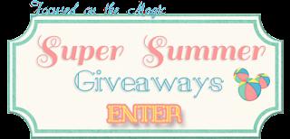 Super Summer Giveaways 2013