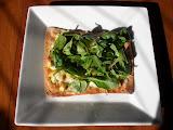 Garlicy Zucchini and Summer Squash Pizza