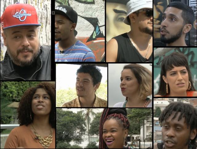 Hitórias do Rap Nacional: Mostra a cara da nova safra do rap brasileiro