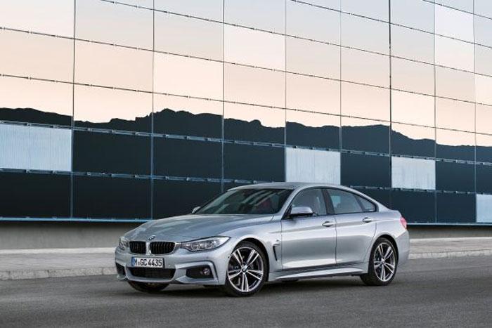 BMW anuncia los precios de su Serie 4 Gran Coupé
