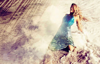 Lily Donaldson Magazine, Lily Donaldson Vogue Spain