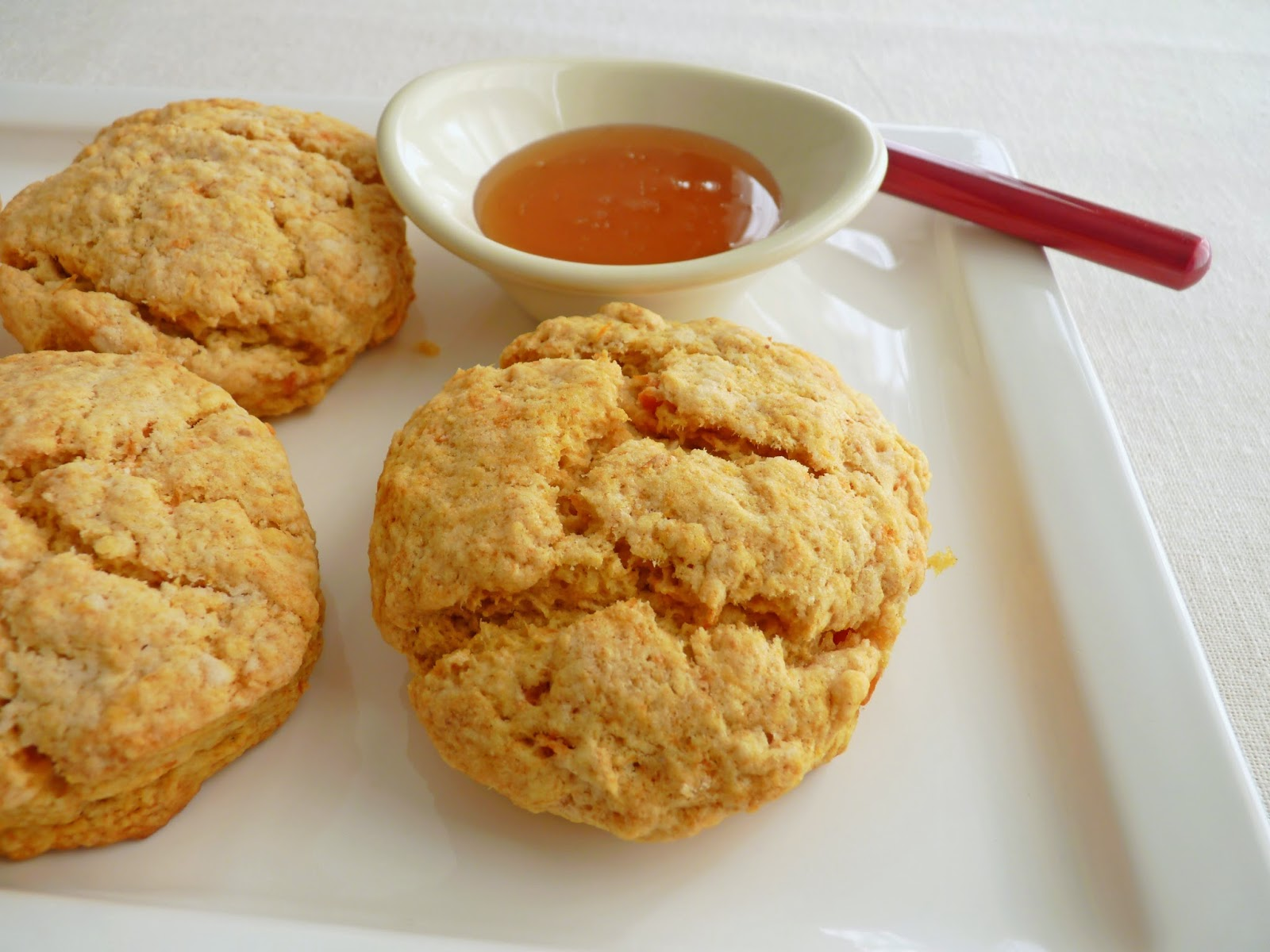 pastry studio: Sweet Potato Biscuits
