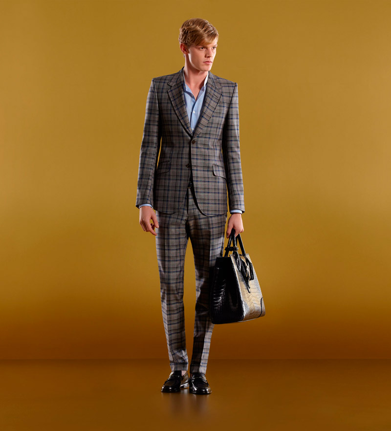 COOL CHIC STYLE to dress italian: Gucci lookbook Spring ...