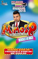 baile mimoso palenque texcoco 2016
