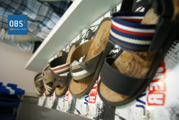 sandalia masculina obs