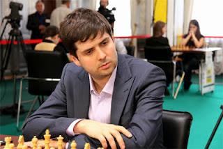 Peter Svidler © Chessbase