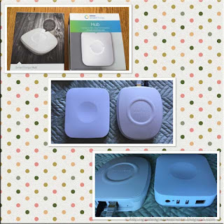 SmartThings Hub 1 and Hub 2