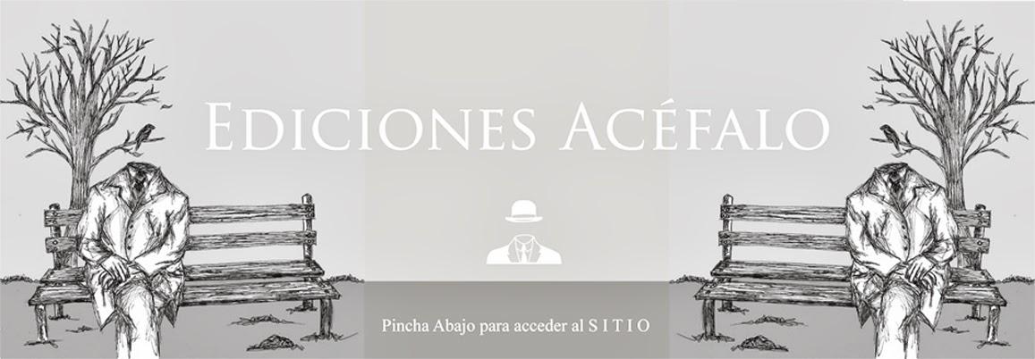 Ediciones Acéfalo