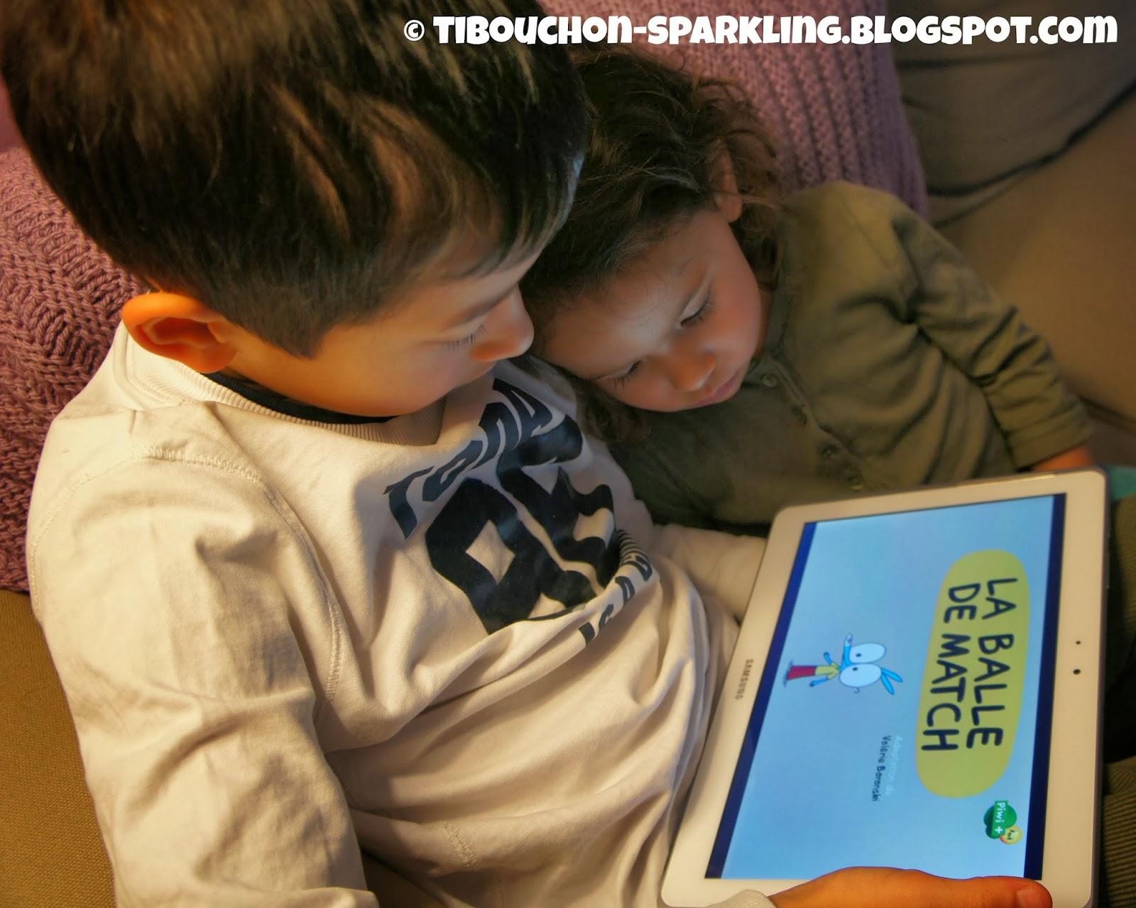 Le blog de tibouchon sparkling tibouchon fait le geek l 39 application piwi - Ariol dessin anime ...
