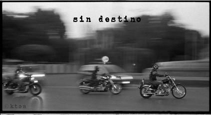 Sin destino...