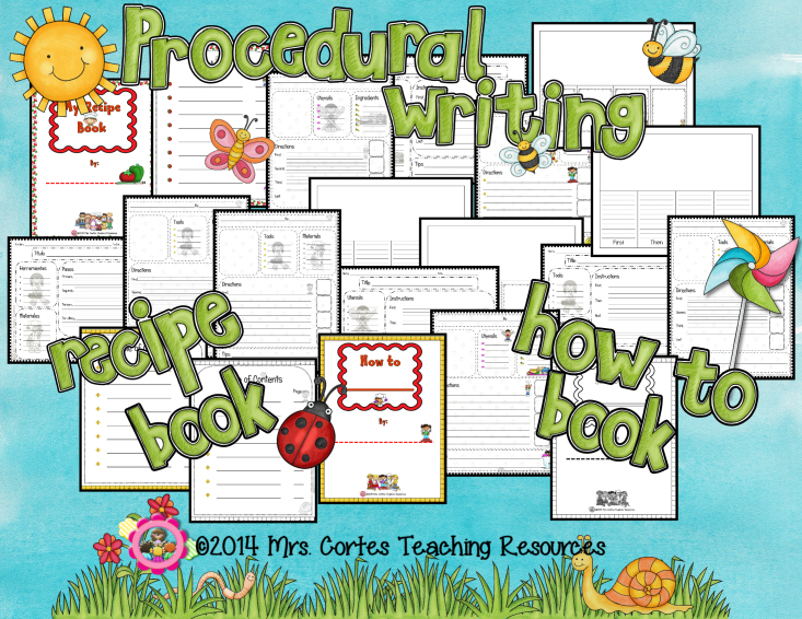 Writing Instruction Template