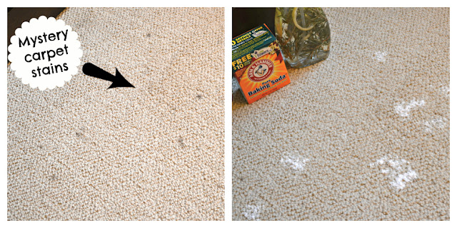 #HeinzVinegar, cleaning rug stains with vinegar and baking soda