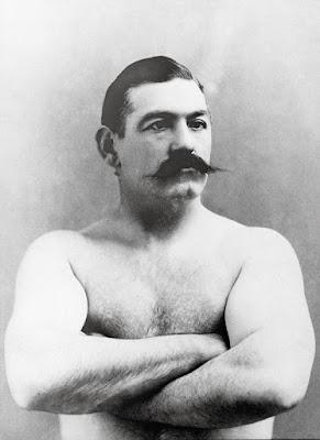 Boxeador John L. Sullivan