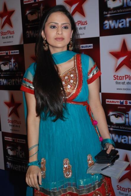 Yoghurt: Parvati Sehga... Star Parivaar Awards 2011