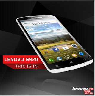 Cara Mudah Root Lenovo S920 4.4 Kitkat