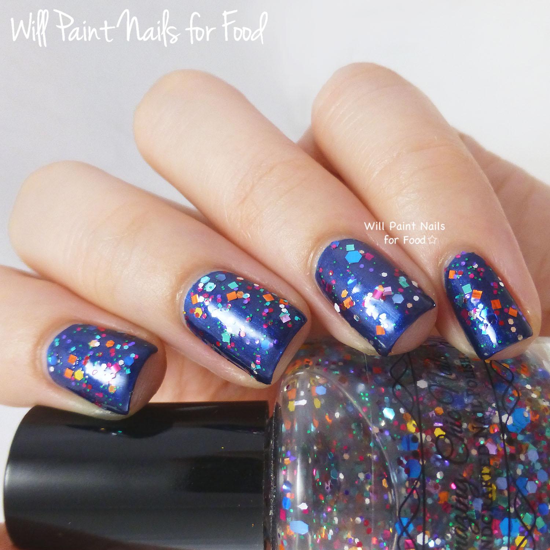Amazing Chic Nails Omnishambles swatch