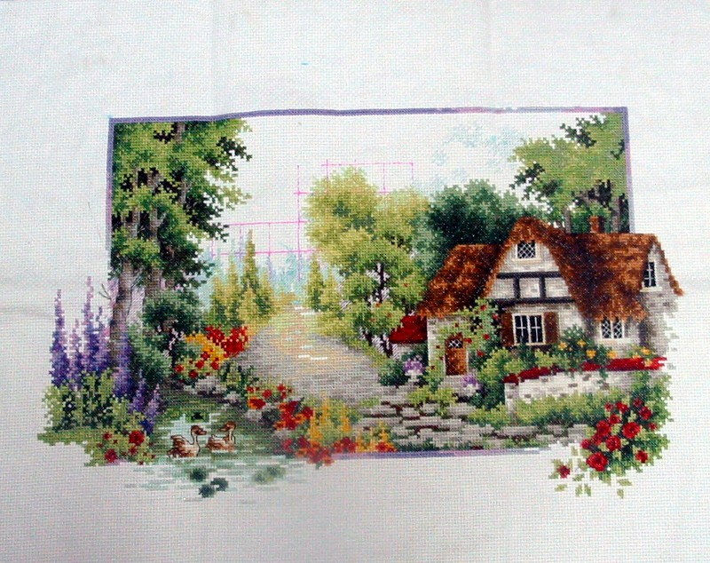 Good Life 40 Go Free Cross Stitch Pattern Summer Lane Delectable Cross Stitch Patterns Download