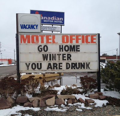 Drunk Winter