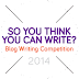 Review Buku, My 1st Blog Contest