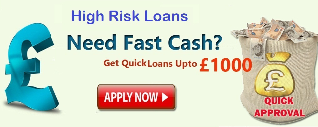 High Risk Personal Loans : Personal loans avail perfect high risk just for you