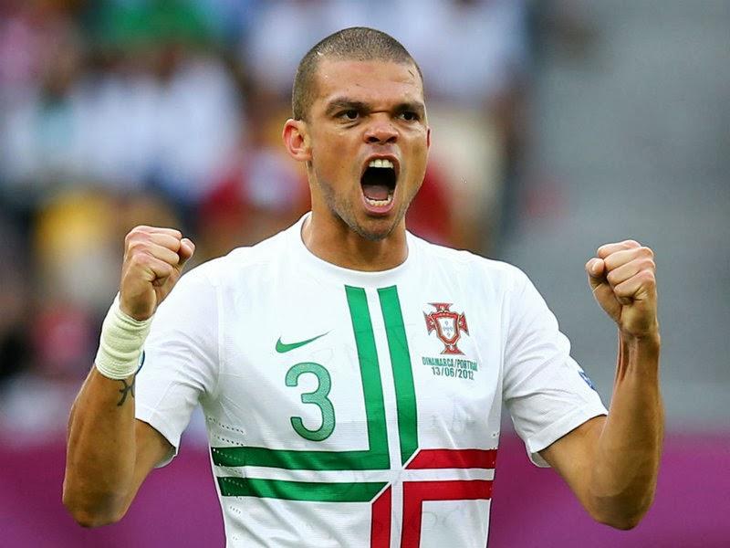 Resmi: Pepe Kembali ke Porto
