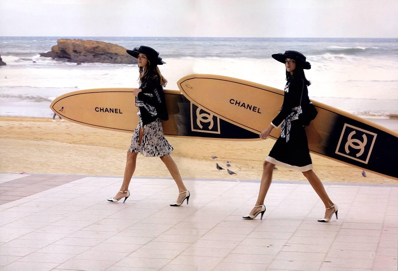 Milesisland Surfing In Style