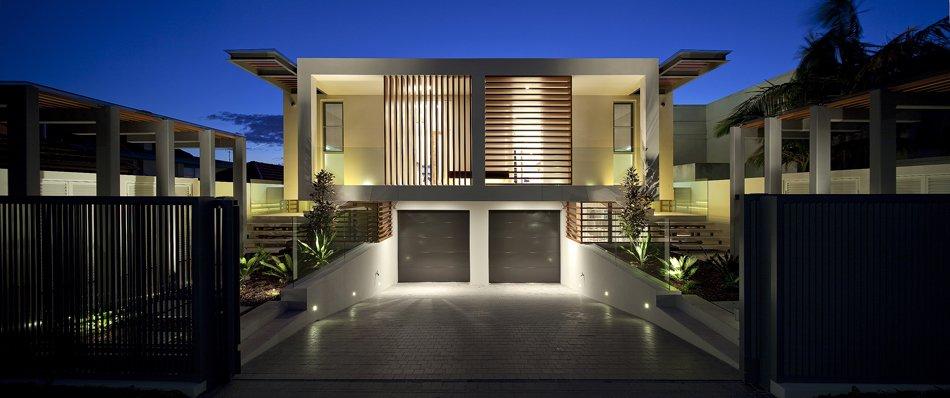 Small Townhouse Exterior Design : Gente, é incrível como os arquitetos Australianos são bons... se ...