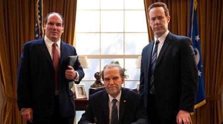Artículo sobre 'Nixon's the one':