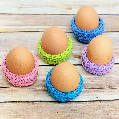 free crochet pattern easter egg cozy