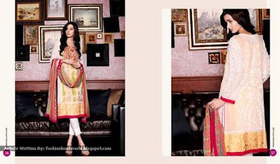 Firdous Autumn/Winter Collection 2015