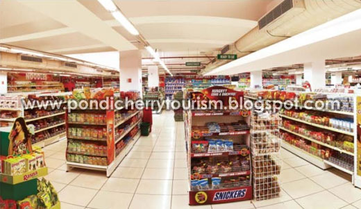 Pothys super market departmental stores