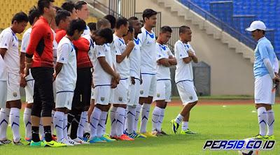 Daftar 20 Pemain Persib di Piala Gubernur Jatim