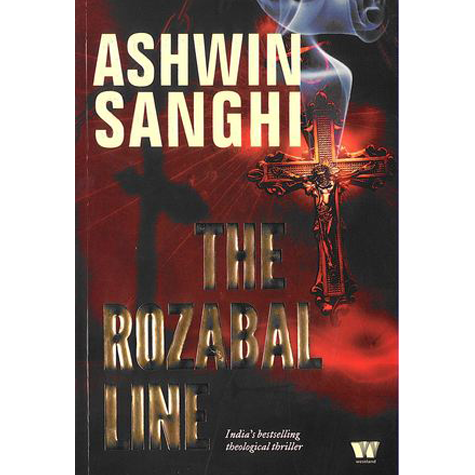 The Rozabal Line by Ashwin Sanghi - Review