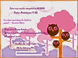RETO AMISTOSO N° 62