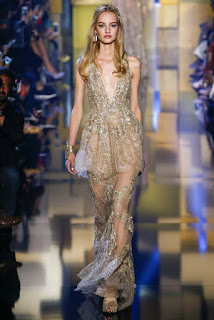 The Best Looks from Fall 2015 Couture- 2015 Runway Trends | Elie Saab Fashion Show